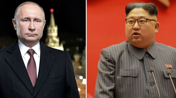 N Koreas Kim to meet Putin in Russia in late April: Kremlin