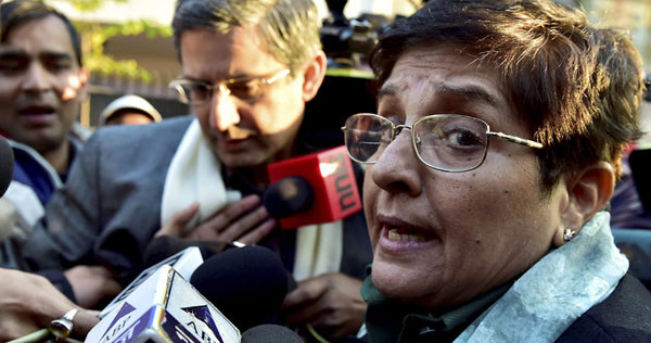 Kiran Bedi loses from Krishna Nagar by 2,277 votes