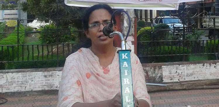 TP murder: K K Rema says Home Minister behind delay in CBI Probe