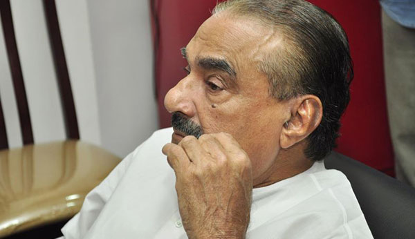 K M Mani spends night in assembly to thwart Oppn protest