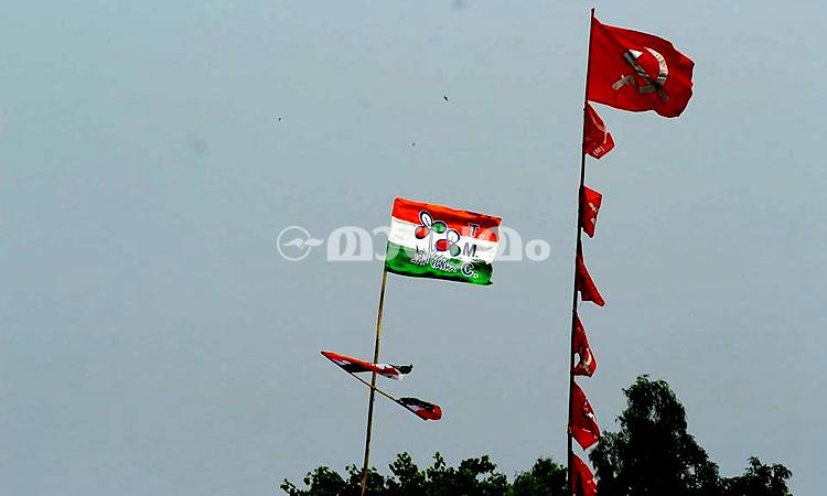 Dhanush sports thick beard for 'Kodi'
