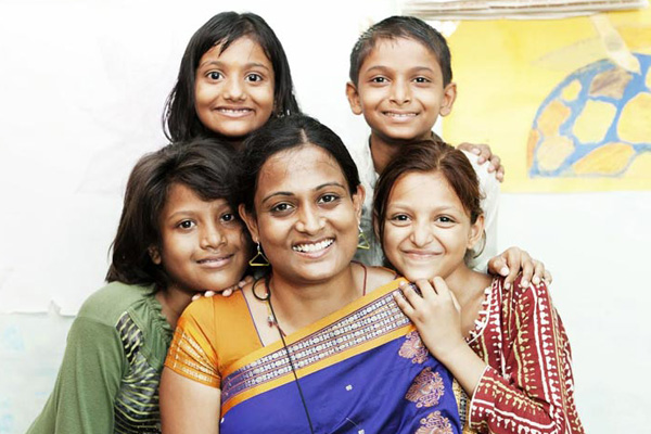 A crusader against child marriages