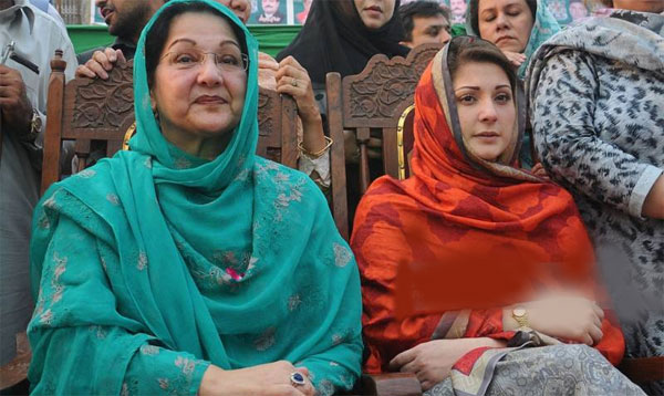Nawaz Sharifs wife Kulsoom files nomination papers as PML-Ns candidate
