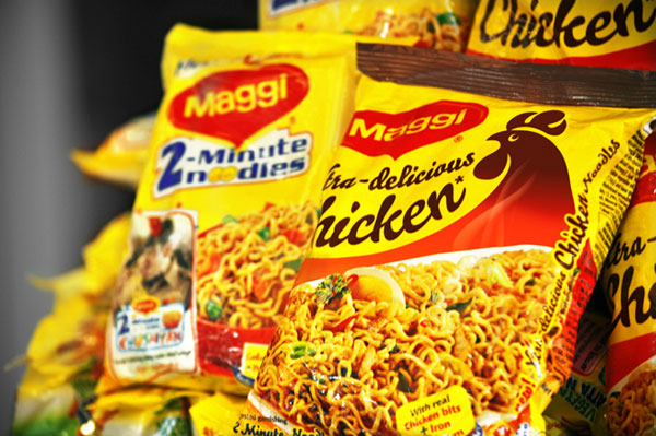 Nestle withdraws Maggi noodles, still says safe