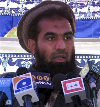 26/11 mastermind Lakhvi again detained