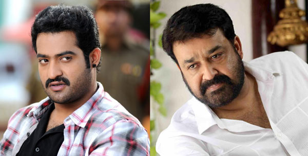 Mohanlal, NT Rama Rao Jr team up for Telugu project