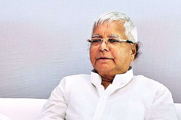 Lalu to select seats, party candidates for Lok Sabha polls