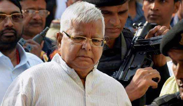Lalu will never get out of jail: Nitish