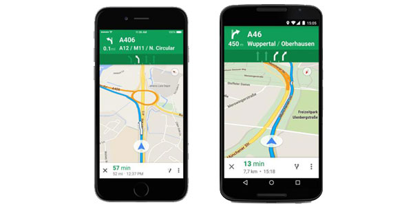 Googles voice-guided lane advisory for 20 Indian cities