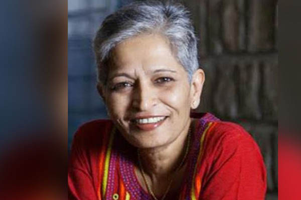 Gauri Lankesh murder case: SIT takes ex-Shiv Sena corporator into custody