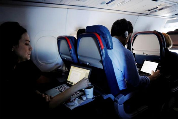 Laptop, electronic ban lifted for flights from Abu Dhabi to US