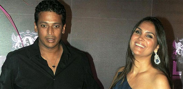 Wife Lara's naughty tweet angers tennis ace Bhupathi