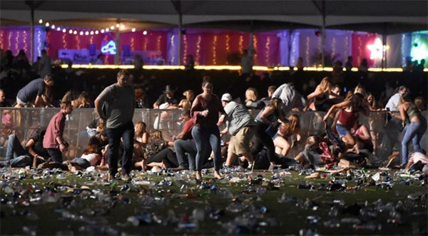 More than 50 killed, around 200 injured in Las Vegas concert shooting