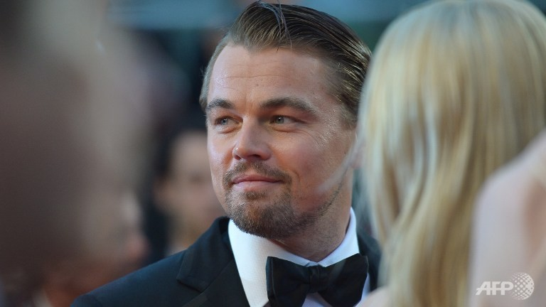 The Wolf of Wall Street indicts crime: DiCaprio