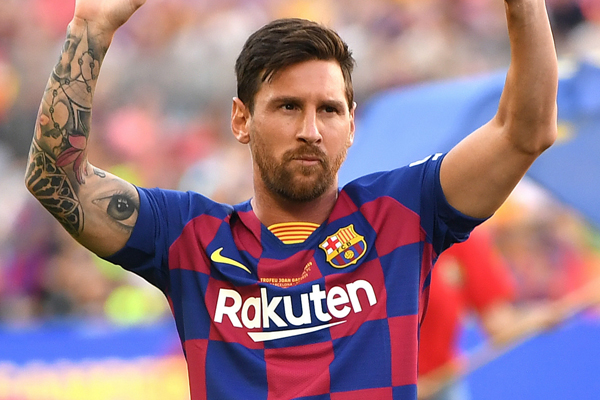 Messi, Rapinoe bag top honours at Best FIFA Football Awards