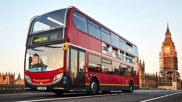 London buses to be powered by coffee