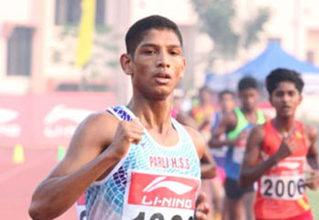 Palakkad bags 2 gold medals on first day of State school athletics