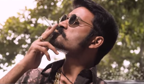 Give up on-screen smoking, urges former minister to Dhanush
