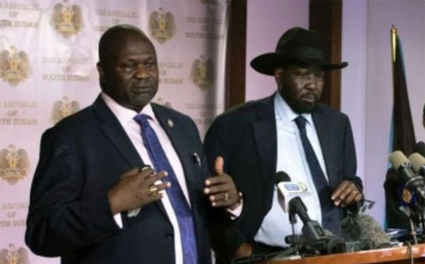 South Sudan is back to war, claims Vice President Machars faction