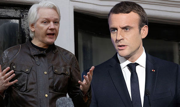 WikiLeaks publishes 21,000 Macron's 'campaign emails'