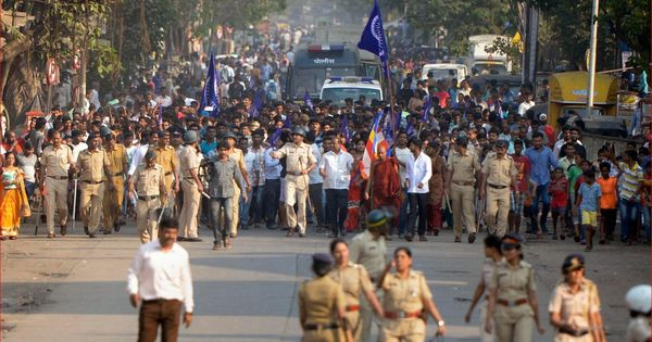 Dalit Resurgence not to be repressed