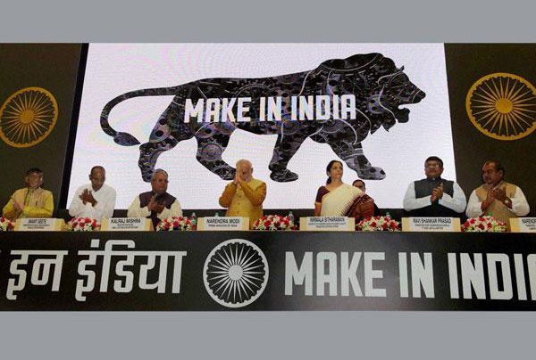 Corporate world upbeat on Make in India initiative