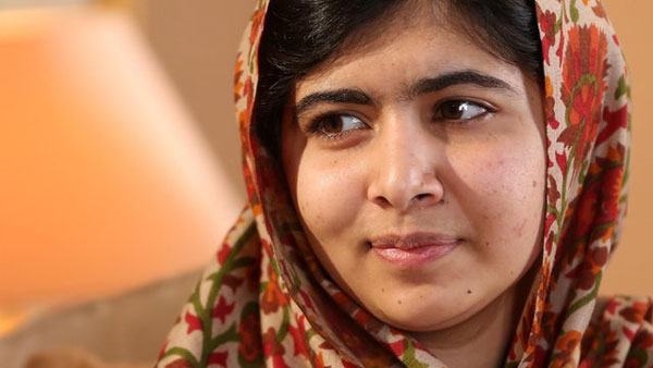 Astronomer names asteroid after Malala