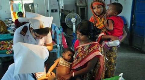 West Bengal: 8 children die in Malda hospital; 17 others admitted