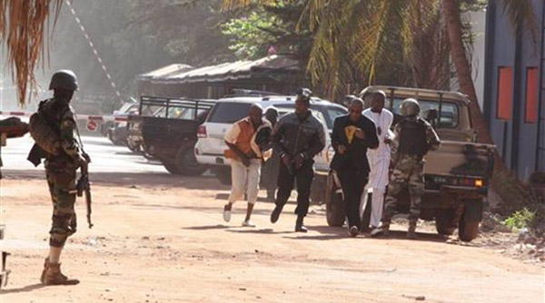20 Indians taken hostage in Mali, freed