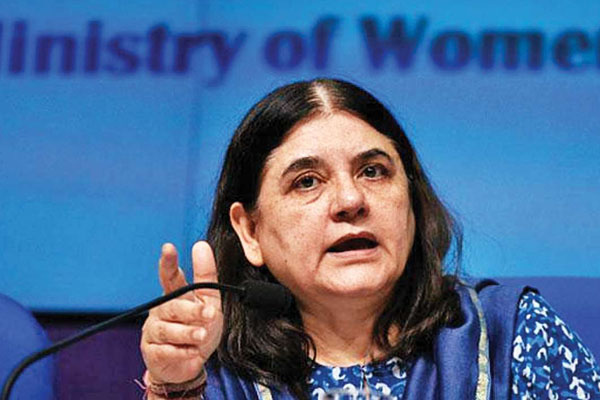 Maneka Gandhi welcomes Sabarimala verdict