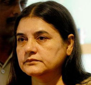 State voices concern over Maneka Gandhis intervention in dog issue
