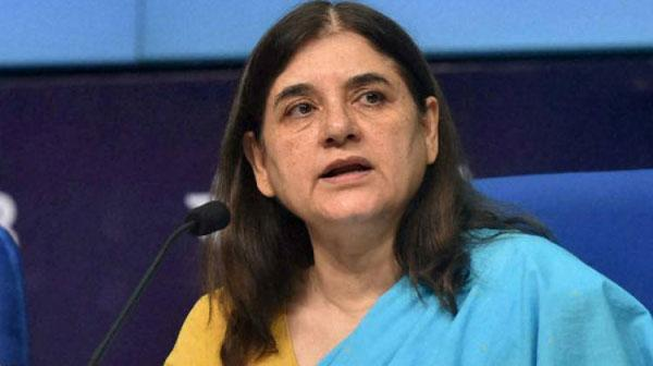 Case registered against Maneka Gandhi in Malappuram