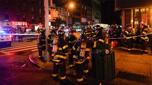 29 injured in New York explosion