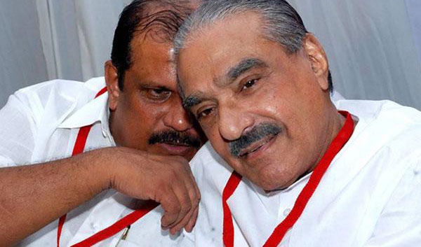 KM Mani seeks P C George's ouster as govt Chief Whip