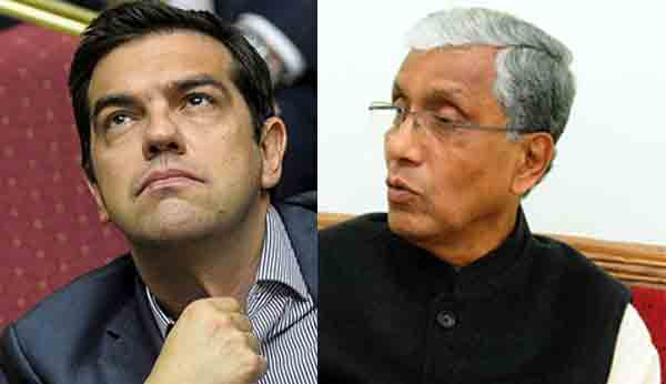 Greeces Tsipras and Tripuras Manik Sarkar: Two Communists in perspective