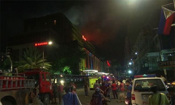 36 killed as gunman attacks casino in Philippines