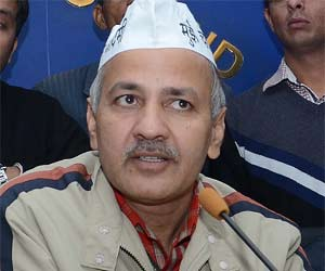 Delhi wants honest government: Manish Sisodia