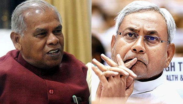 Nitish, legislators in Delhi; Manjhi announces quotas