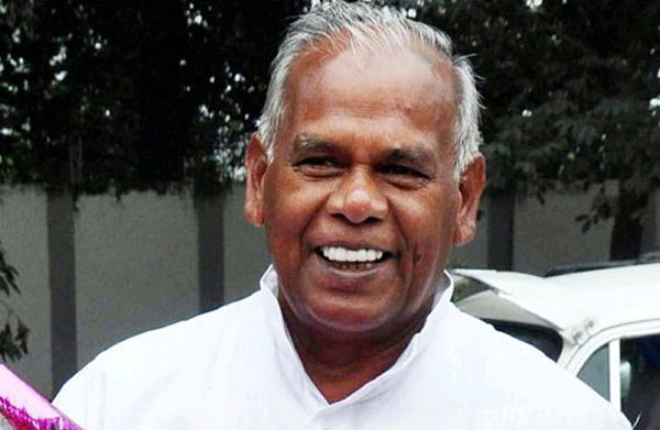 Manjhi launches front to expose Nitish