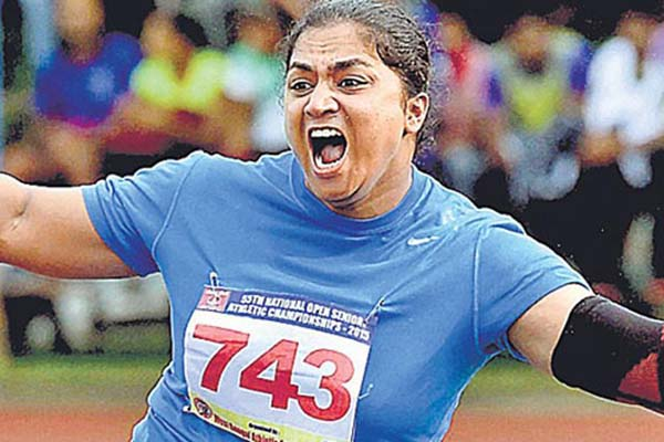Manpreet Kaur banned for four years for dope flunk