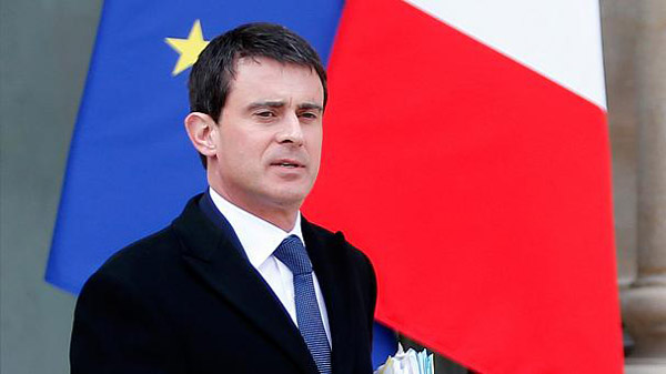 Paris attacks planned from Syria: France PM
