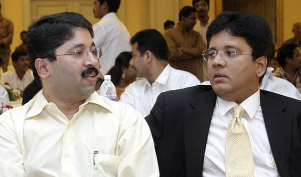 Aircel-Maxis case: Charge sheet filed against Maran brothers