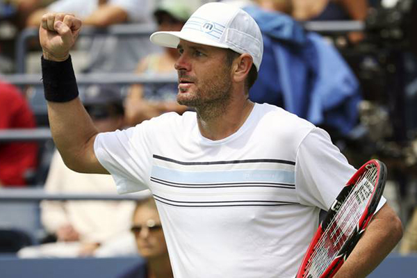 Mardy Fish named skipper of US Davis Cup team