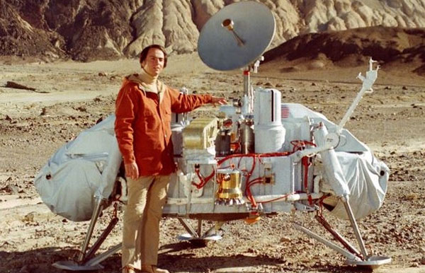 I saw humans on Mars in 1979: Ex-NASA employee