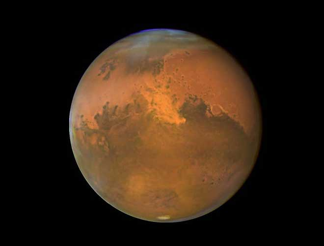 Life could have existed on Mars: NASA