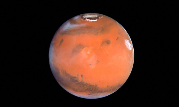 NASA records first likely quake on Mars