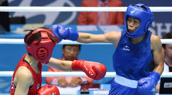 Mary Kom to vie for Asiad boxing gold