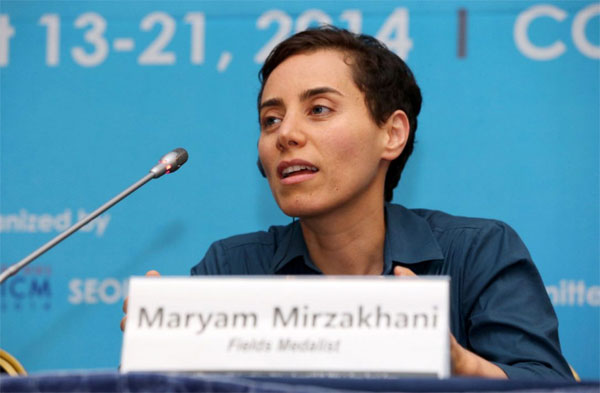Maryam Mirzakhani, first woman to win top mathematics prize dies