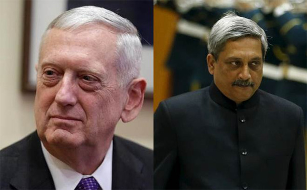 India, US vow to build upon defence cooperation