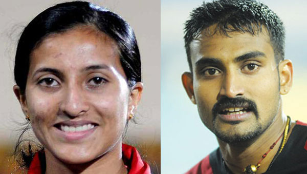 Triple jumpers Maheshwary, Mayookha cleared for Asiad